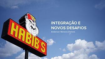 Apresentação empresarial Habib's