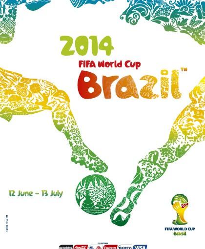Poster Fifa 2014