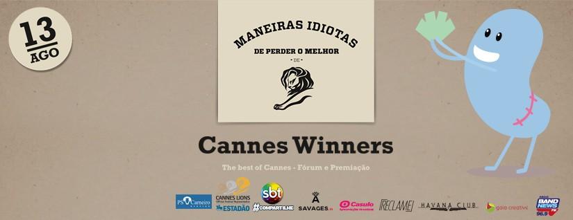 Casulo apoia Cannes Winners