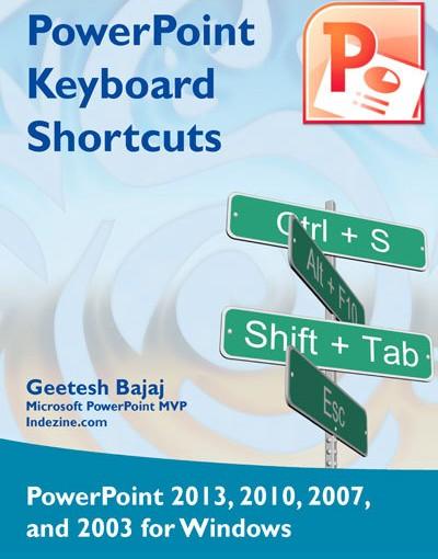 Atalhos para Apresentação em PowerPoint