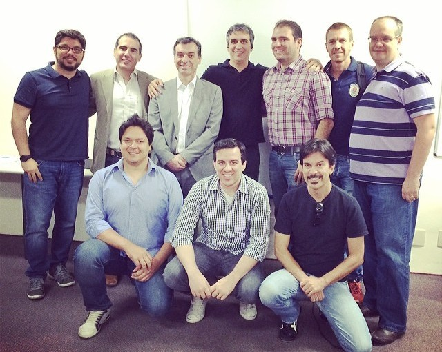 Nova diretoria ABRADI-SP: Bernardo Castello Branco