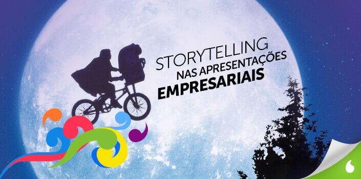 Storytelling nas Apresentações Empresariais