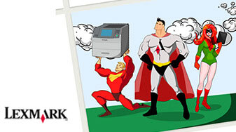 Apresentação Corporativa Lexmark