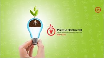 Apresentação em PowerPoint: Prêmio Odebrecht