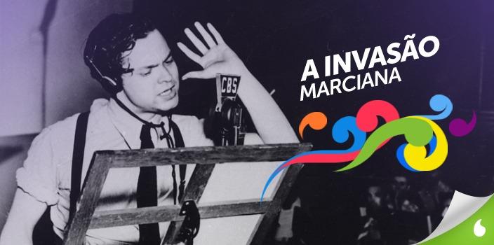 A invasão Marciana