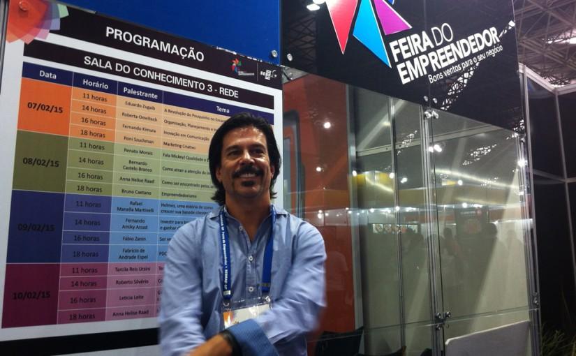 Bernardo Castello Branco - Feira do Empreendedor 2014