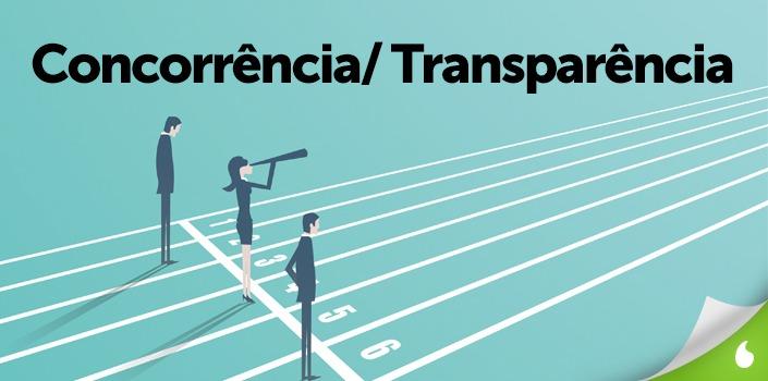 concorrência transparência